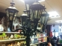 ALUMINIUM GARDEN LAMPS