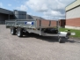 FLATBED & DROPSIDES TRAILERS