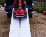 2ft - 7ft SUITCASE WHEELCHAIR RAMPS (5)