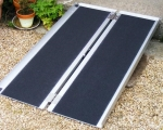 6ft & 7ft MULIT-FOLD WHEELCHAIR RAMPS (14)