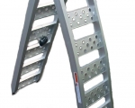 7.5FT DOUBLE FOLDING LOADING RAMPS (3)