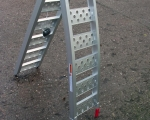 7.5FT DOUBLE FOLDING LOADING RAMPS (5)