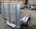7X4 TRAILER WITH 44'' REAR RAMP DOOR (3)