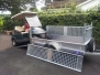 TRAILERS SUITABLE FOR MOVING GOLF BUGGIES