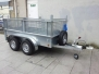 TWIN WHEEL DROPSIDE & MESHSIDE TRAILERS